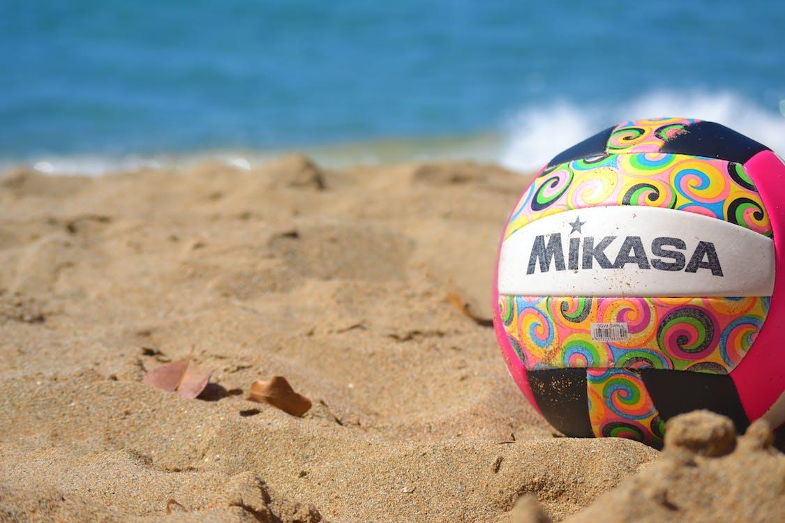 ชายหาด, ทราย, บอล