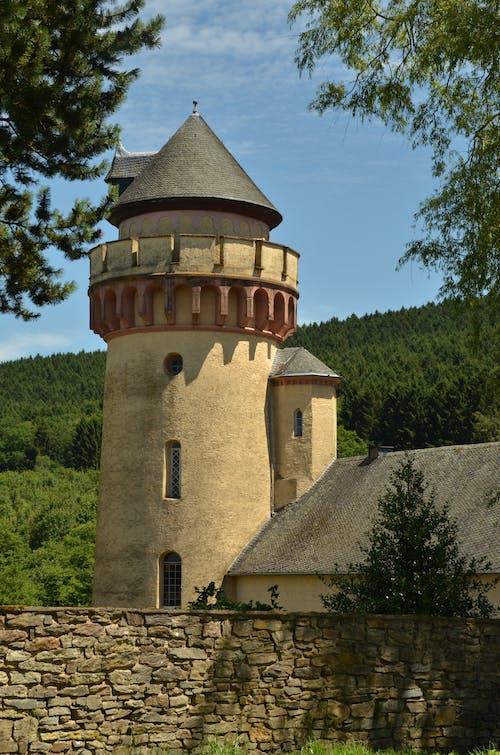 Imagine de stoc gratuită din arhitectură, castel, cer albastru, de epocă