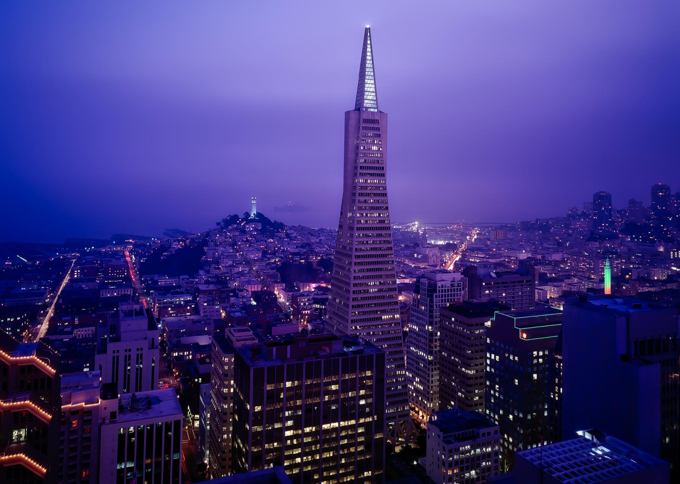 Ảnh lưu trữ miễn phí về các tòa nhà, cảnh quan thành phố, cao, hiện đại