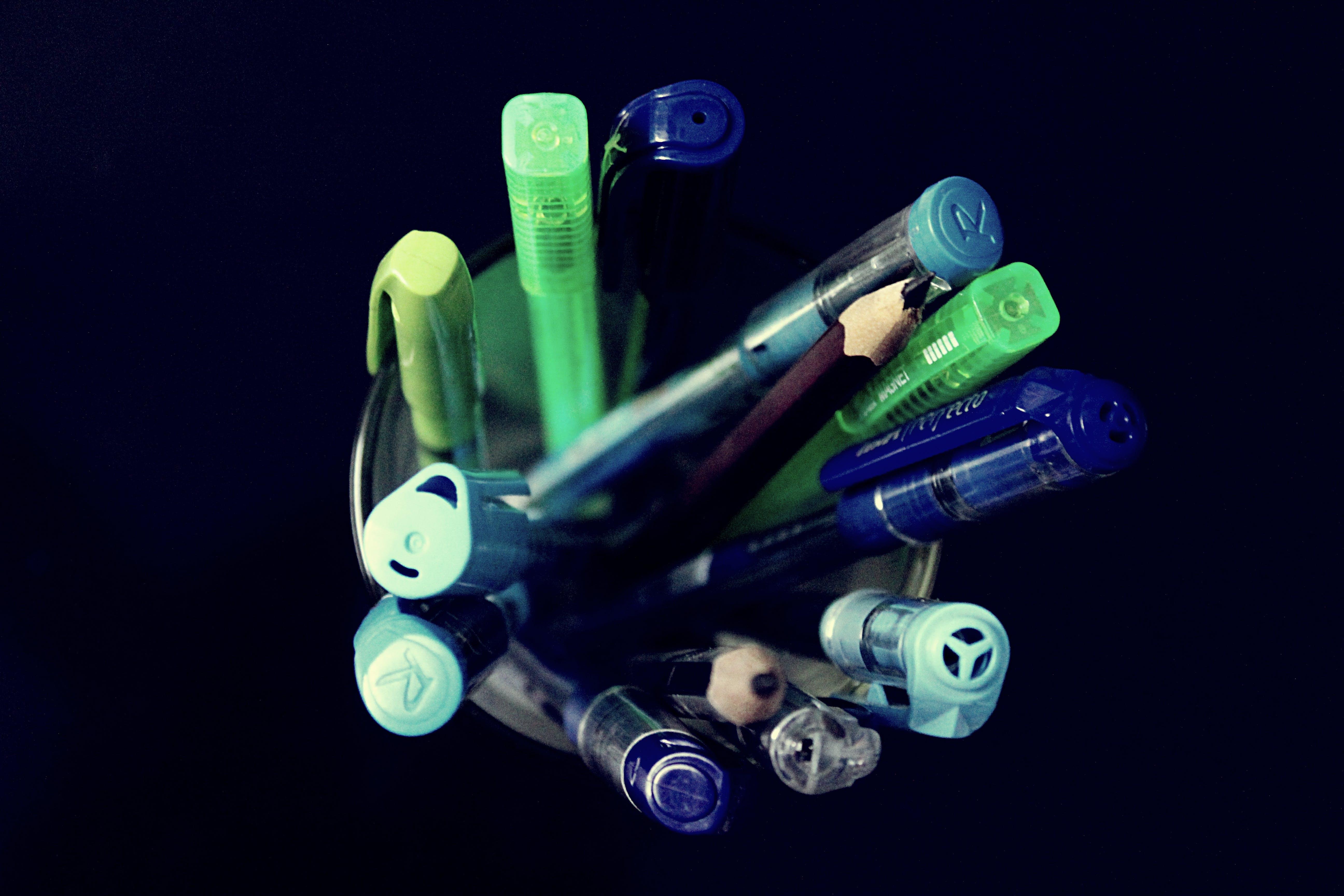 Gratis lagerfoto af kuglepen, pen