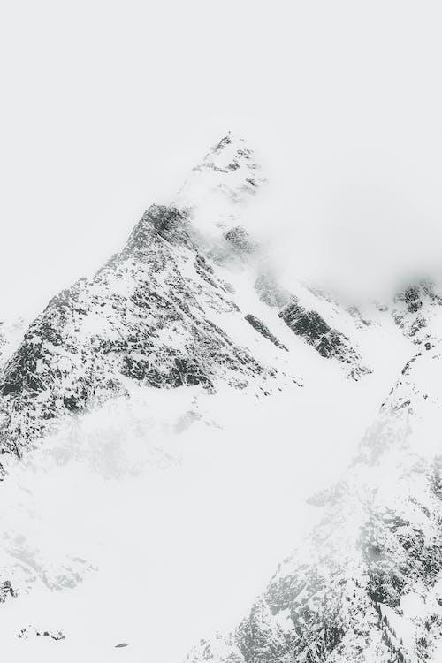 Immagine gratuita di alpino, alto, ambiente, cima della montagna