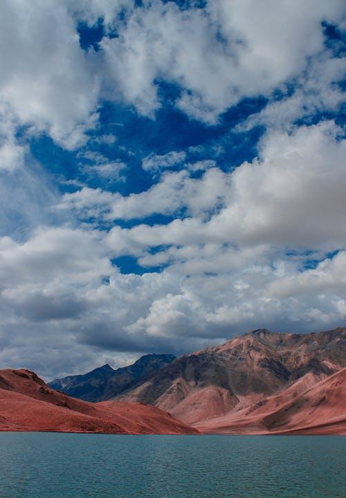 Immagine gratuita di acqua blu, azzurro, himalaya, madre natura