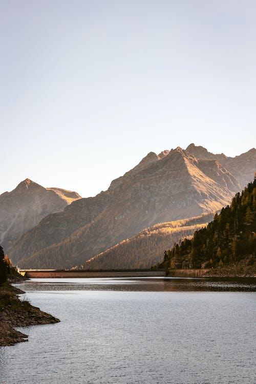 Gratis stockfoto met bergen, bureaublad achtergrond, fjord, h2o