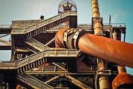 industry, metal, park