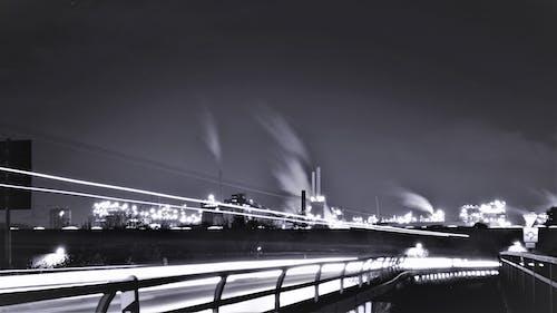 工業廠房 的 免費圖庫相片