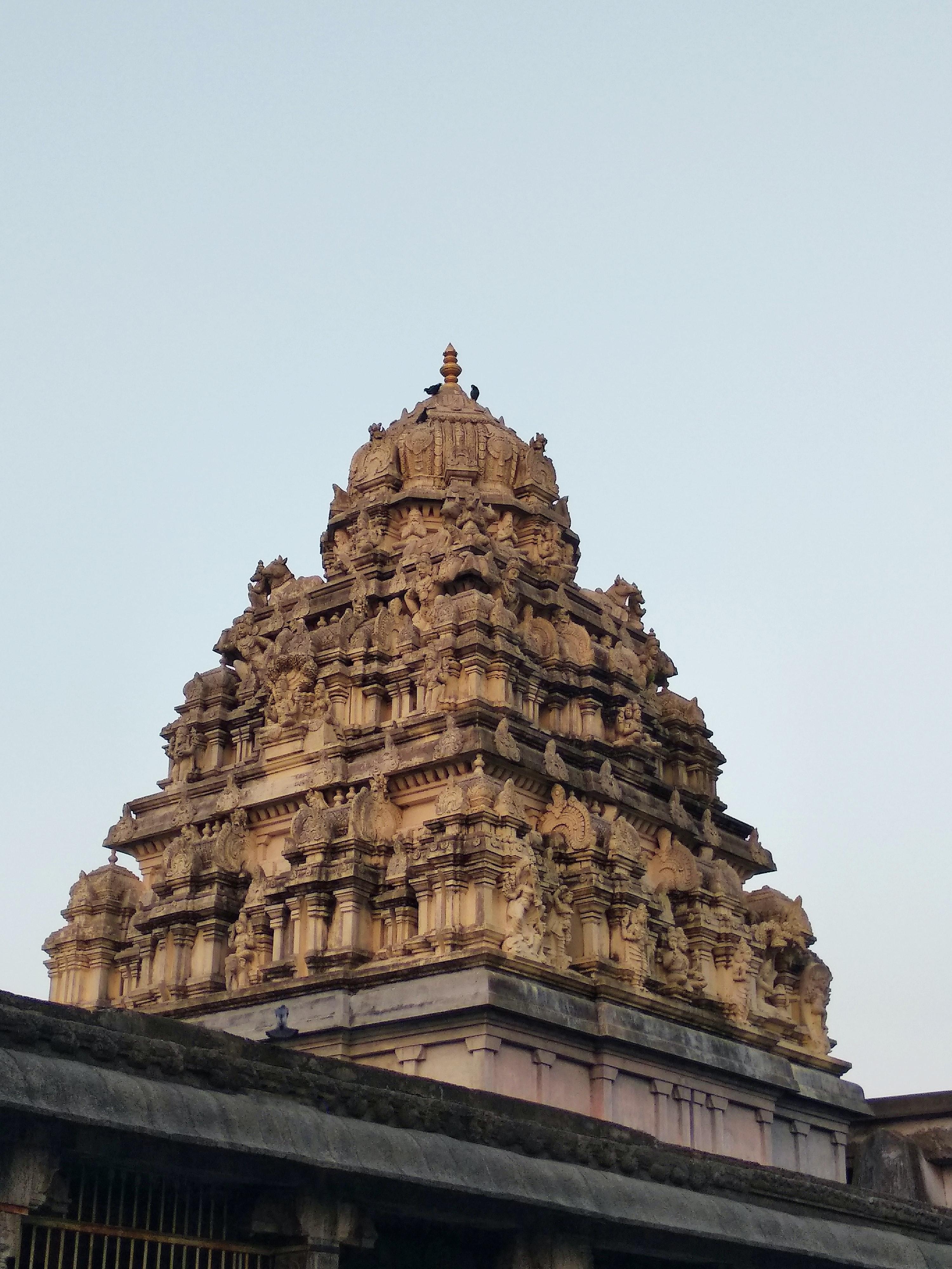Free stock photo of Ekambareswarar Temple (Kanchipuram)