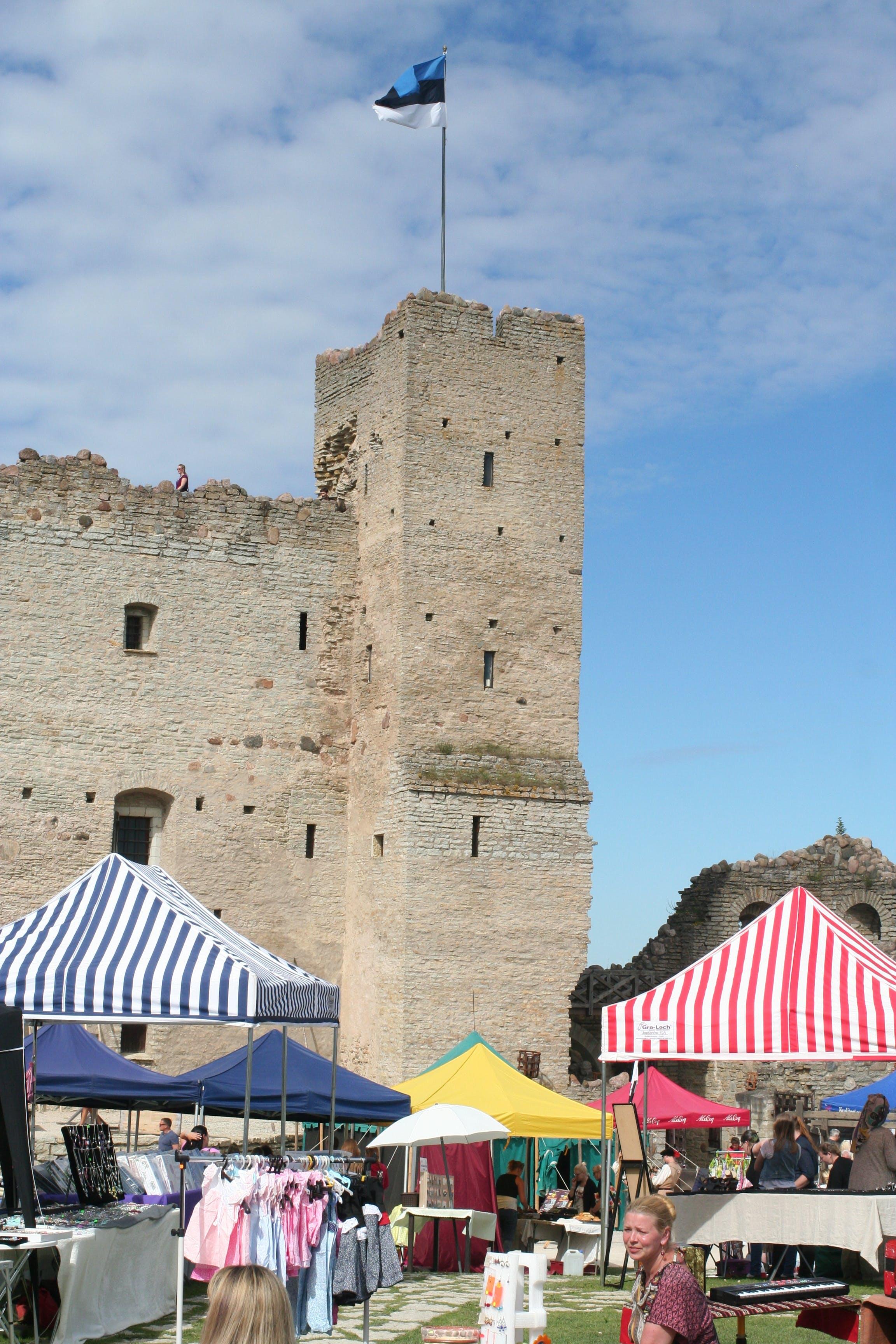 Fotos de stock gratuitas de castillo, Estonia