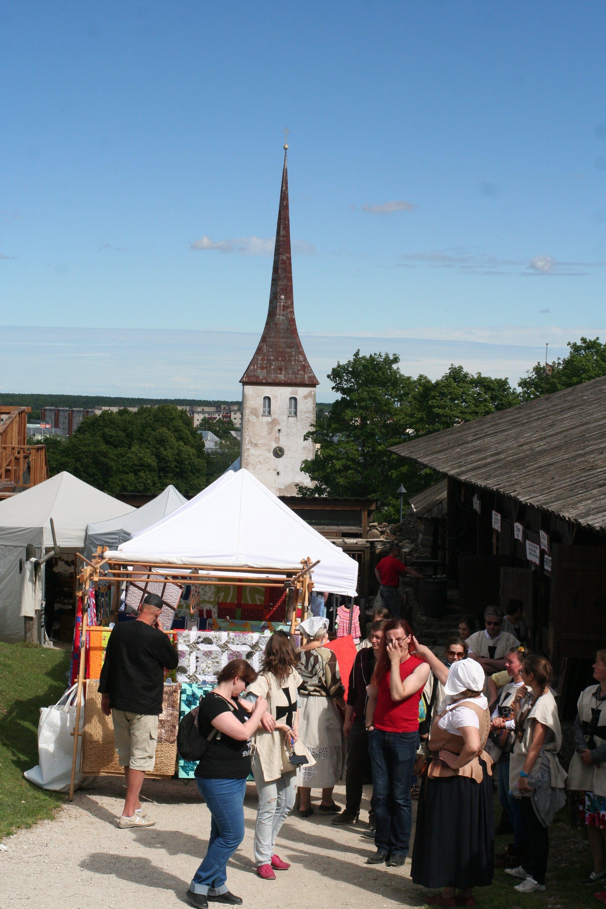 Fotos de stock gratuitas de castillo, Iglesia