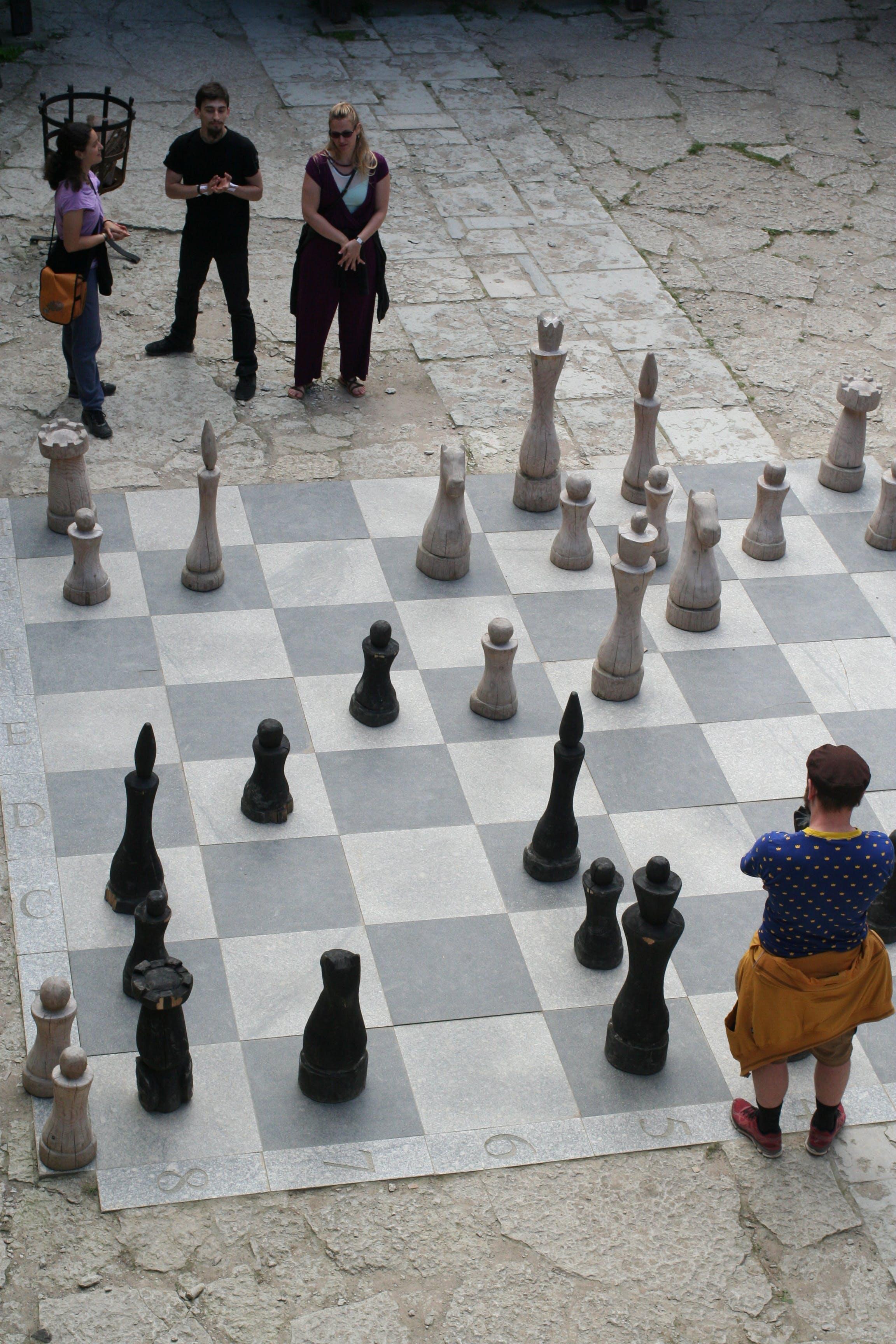 Fotos de stock gratuitas de ajedrez