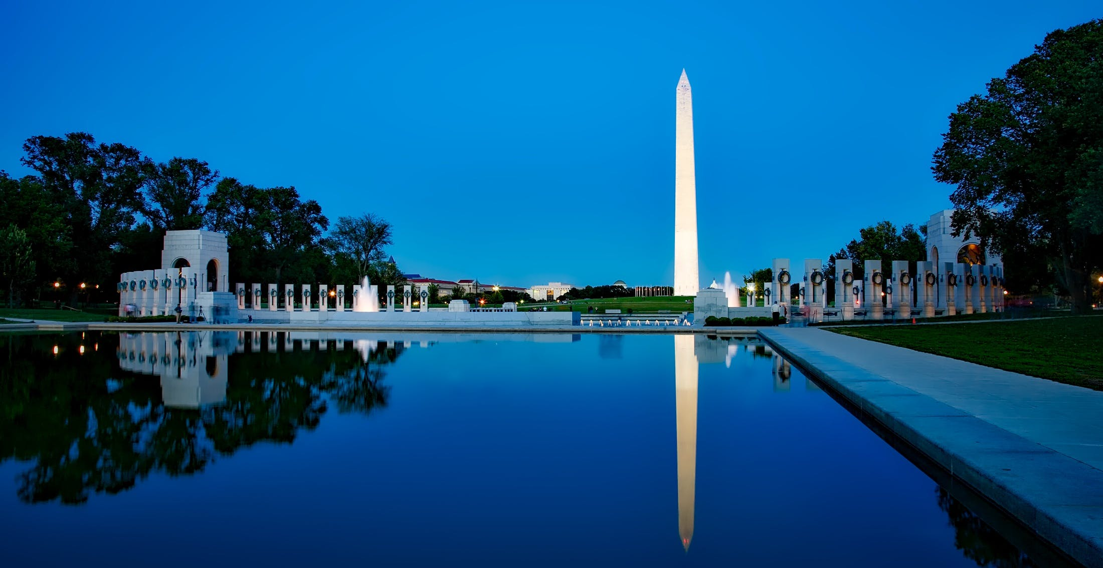 The Monument, Usa
