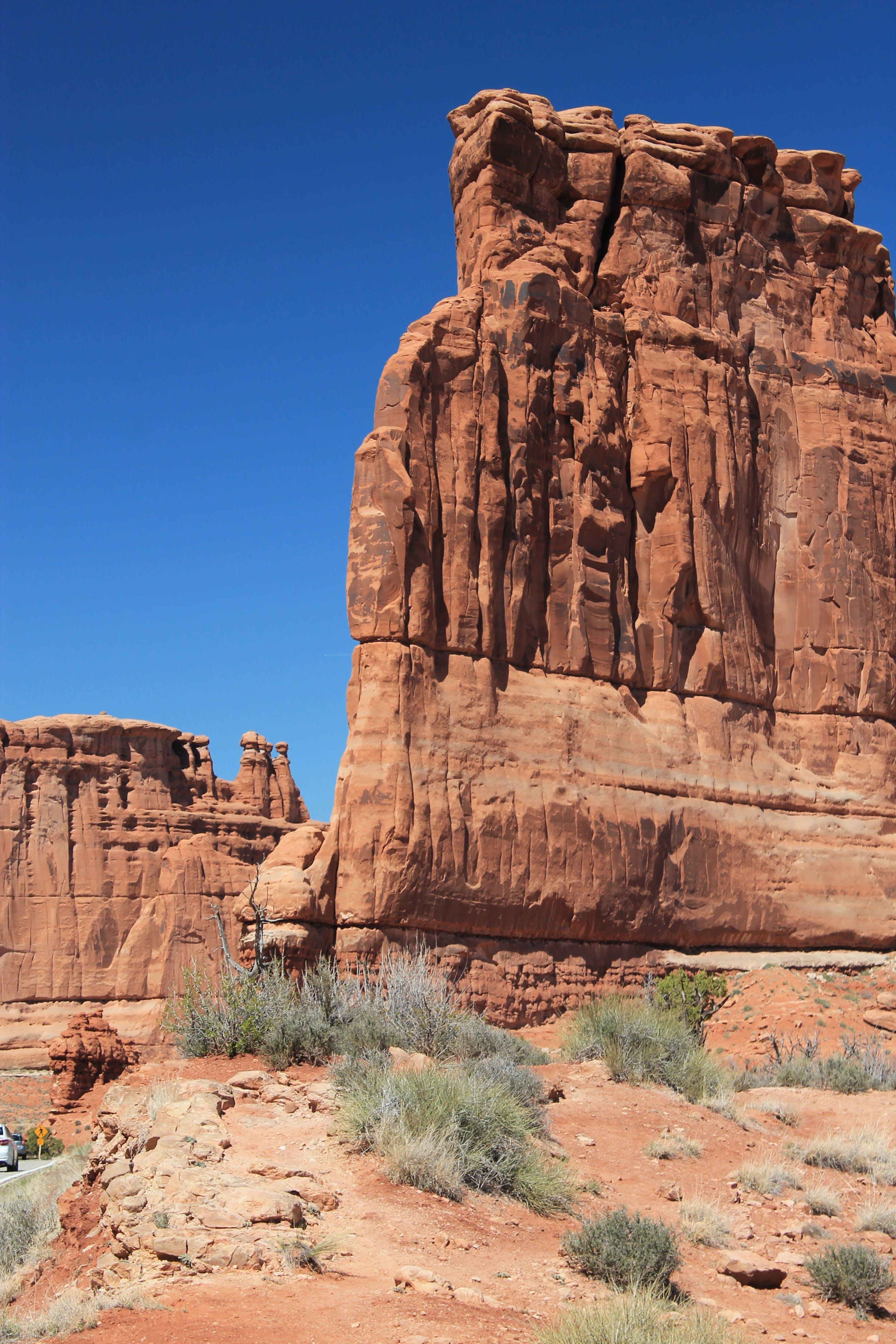 Kostenloses Stock Foto zu landschaft, bunt, reise, usa