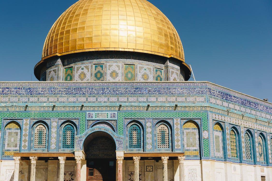イスラエル, イスラム建築, イスラム教