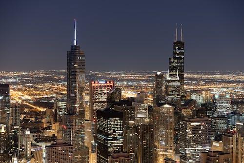 Free stock photo of chicago