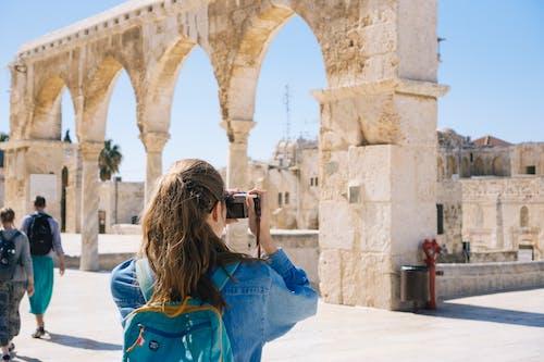 アーチ, イスラエル, エルサレム, カメラの無料の写真素材