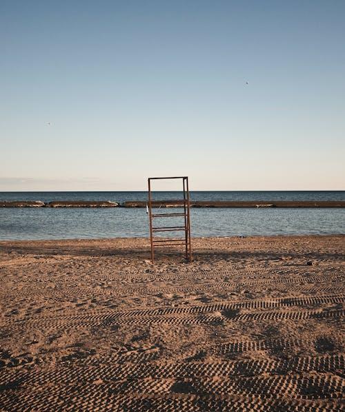 Ảnh lưu trữ miễn phí về bãi cát, bờ biển, buổi chiều, cát