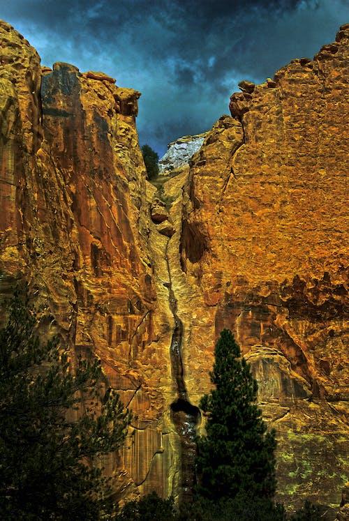 Gratis arkivbilde med fjell, klippe, landskap, natur