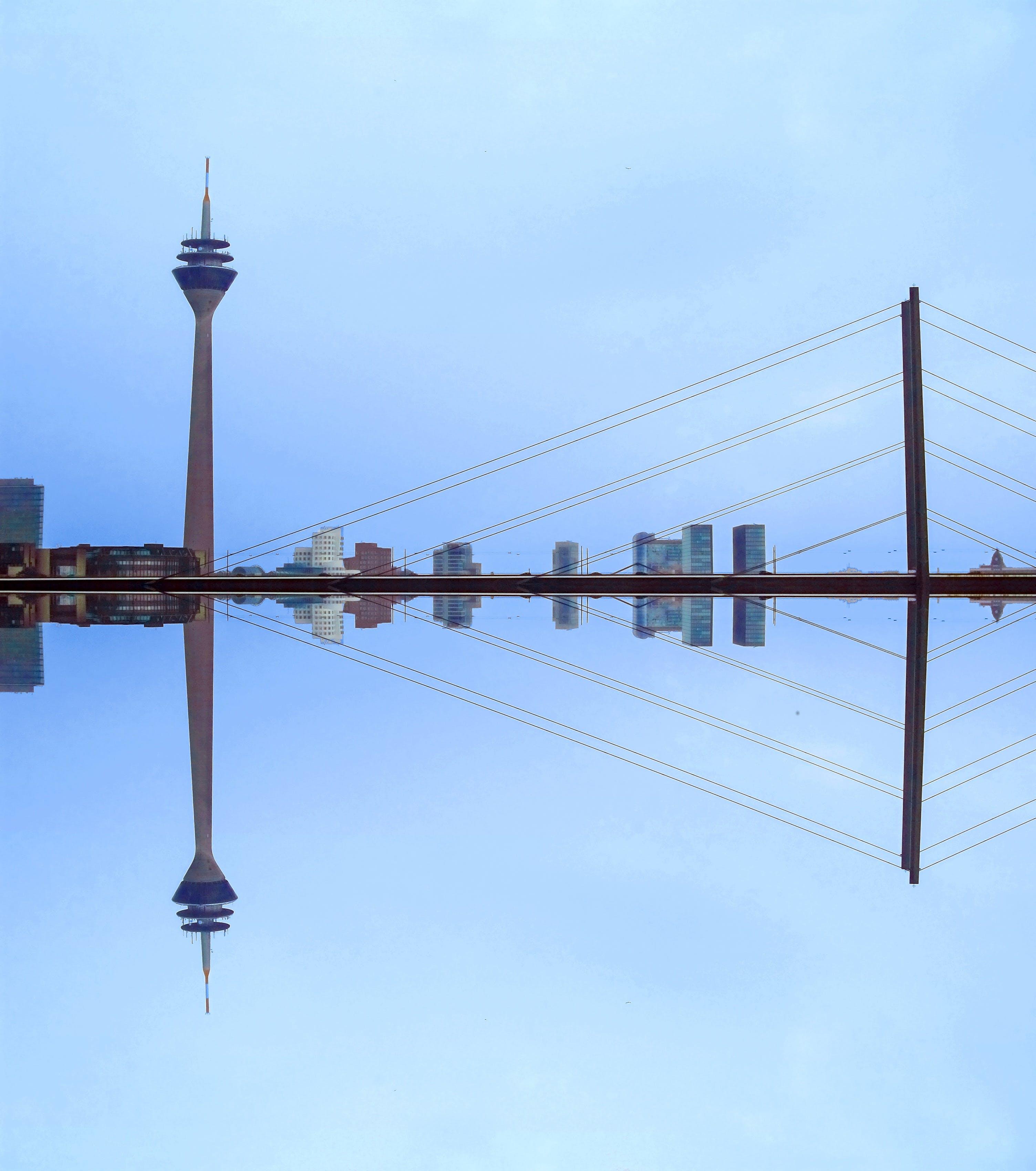 Free stock photo of city, landmark, skyline, building