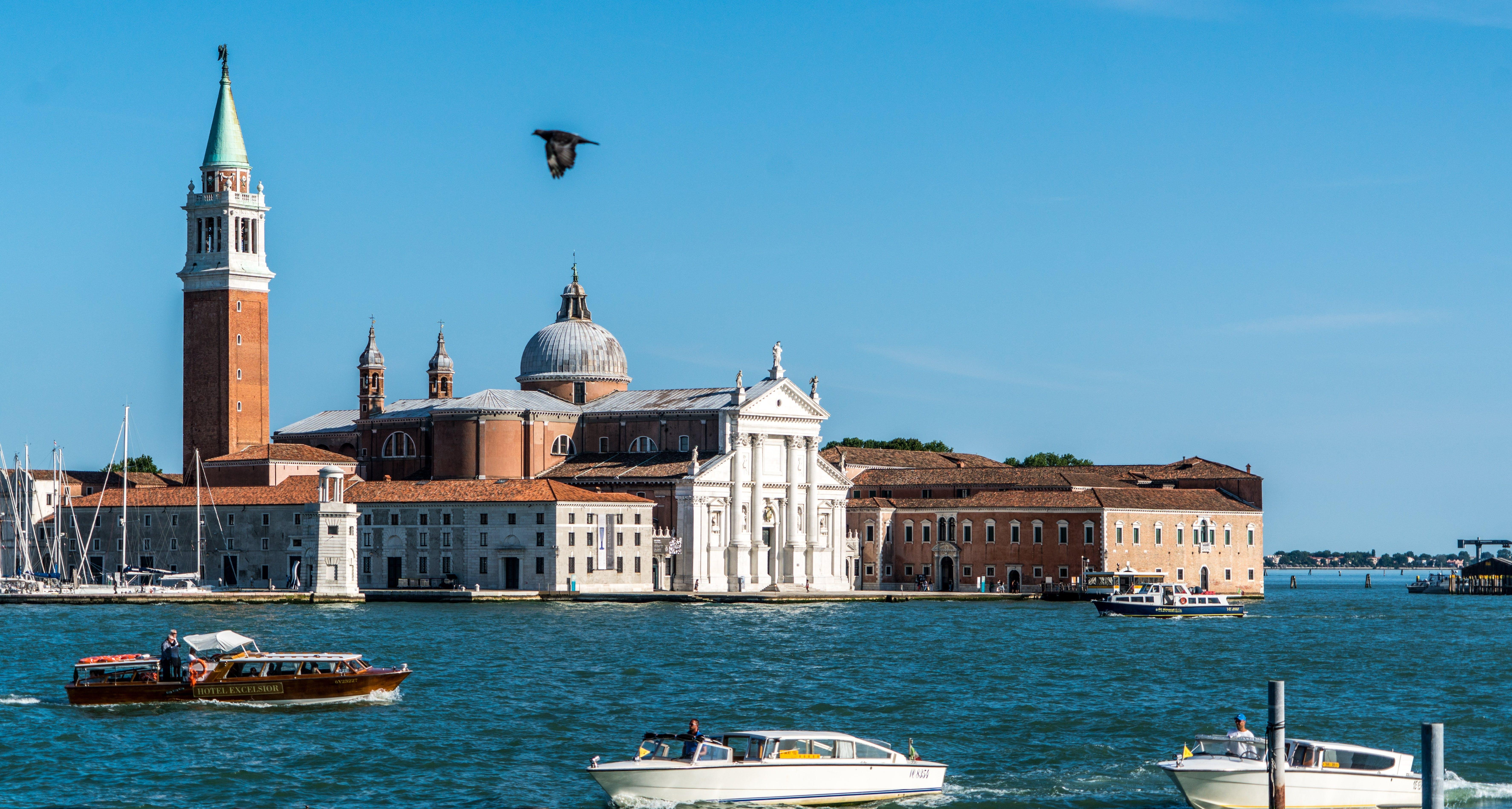 Free stock photo of city, italian, sky, landmark