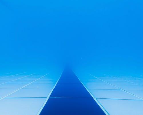 Gratis lagerfoto af #vand, blå, blå baggrund, undervands