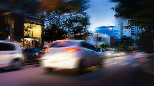 คลังภาพถ่ายฟรี ของ ยางมะตอย, รถยนต์