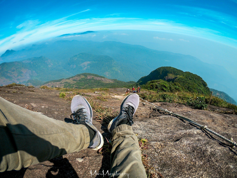 Free stock photo of blue mountains, nike, trekk, trekking