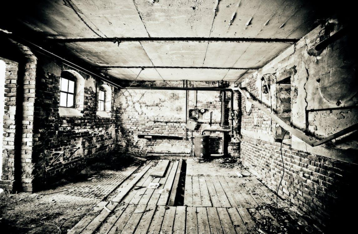 Ilmainen kuvapankkikuva tunnisteilla lato, mustavalkoinen, rakennus