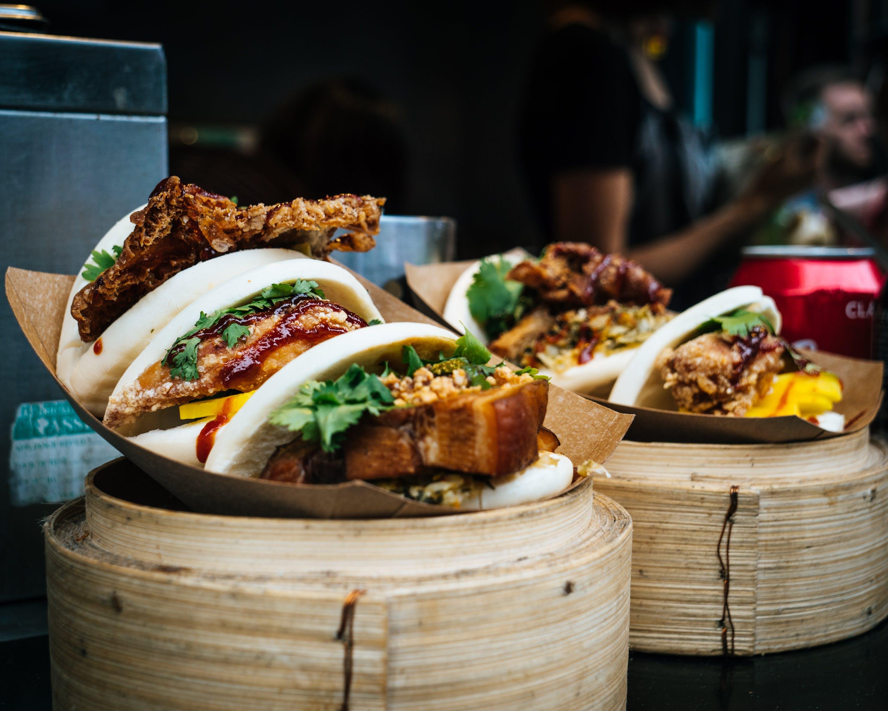 Darmowe zdjęcie z galerii z azjatyckie jedzenie, epikurejski, jedzenie, lunch