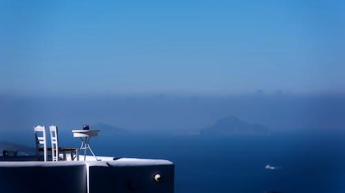 Fotos de stock gratuitas de azul interminable, día soleado, isla