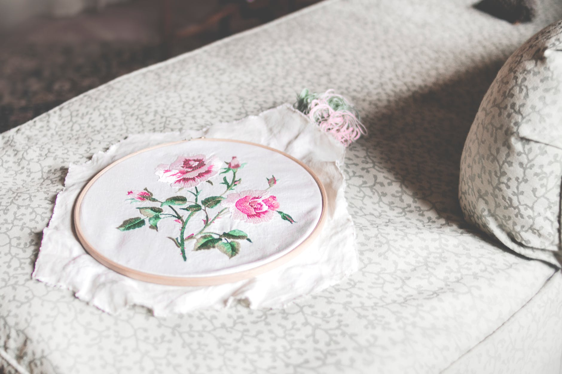 Cross Stitch | Basic Sewing Skills Every Beginner Must Learn