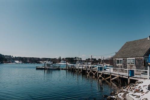 คลังภาพถ่ายฟรี ของ การท่องเที่ยว, ท่าเรือ, นิวอิงแลนด์, ประมง