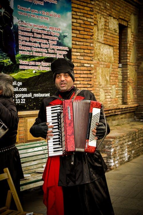 거리, 거리 예술가, 거리 음악가의 무료 스톡 사진