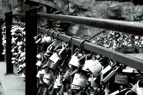 다리, 자물쇠의 무료 스톡 사진