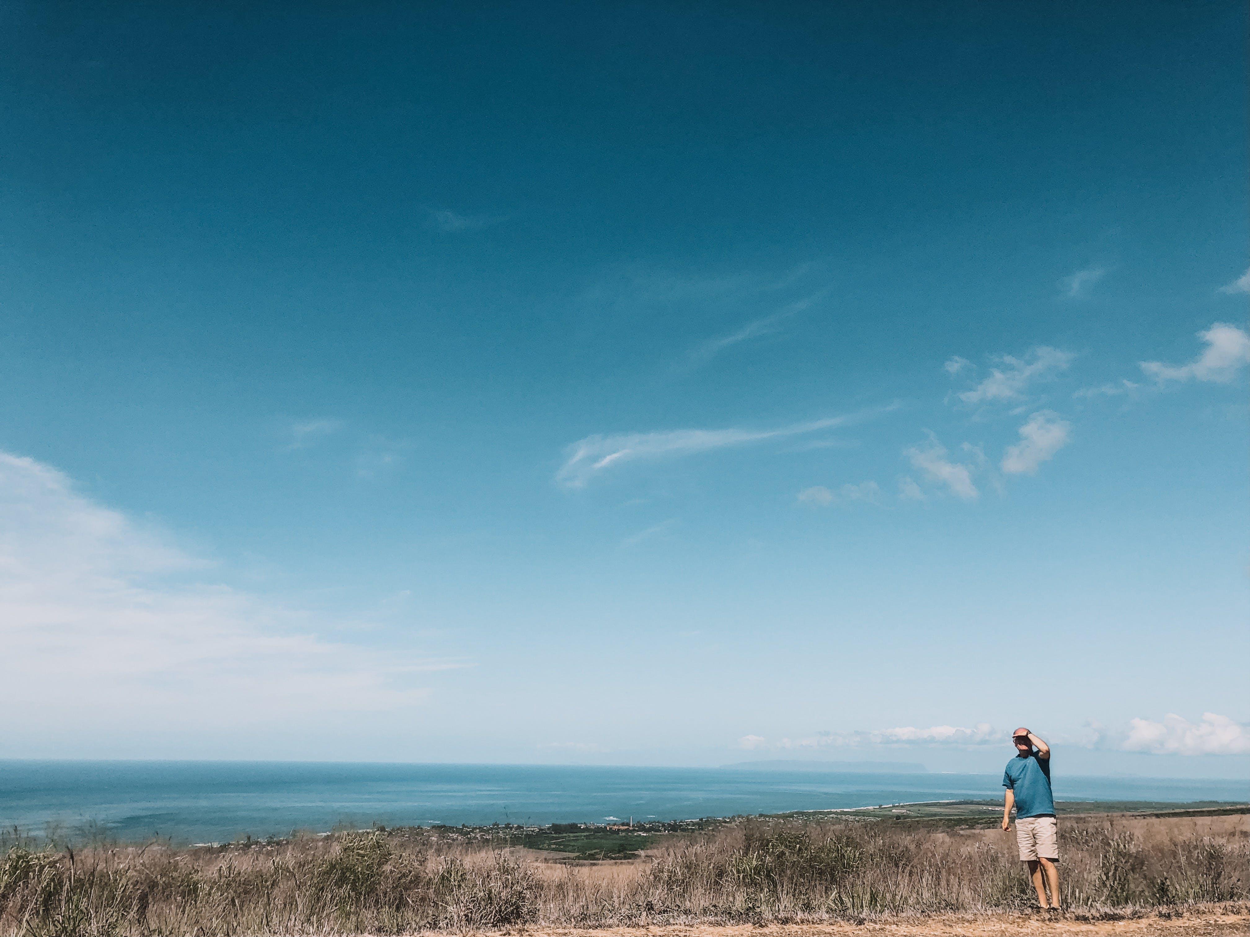 Безкоштовне стокове фото на тему «блакитне небо, вид, Денне світло, дозвілля»