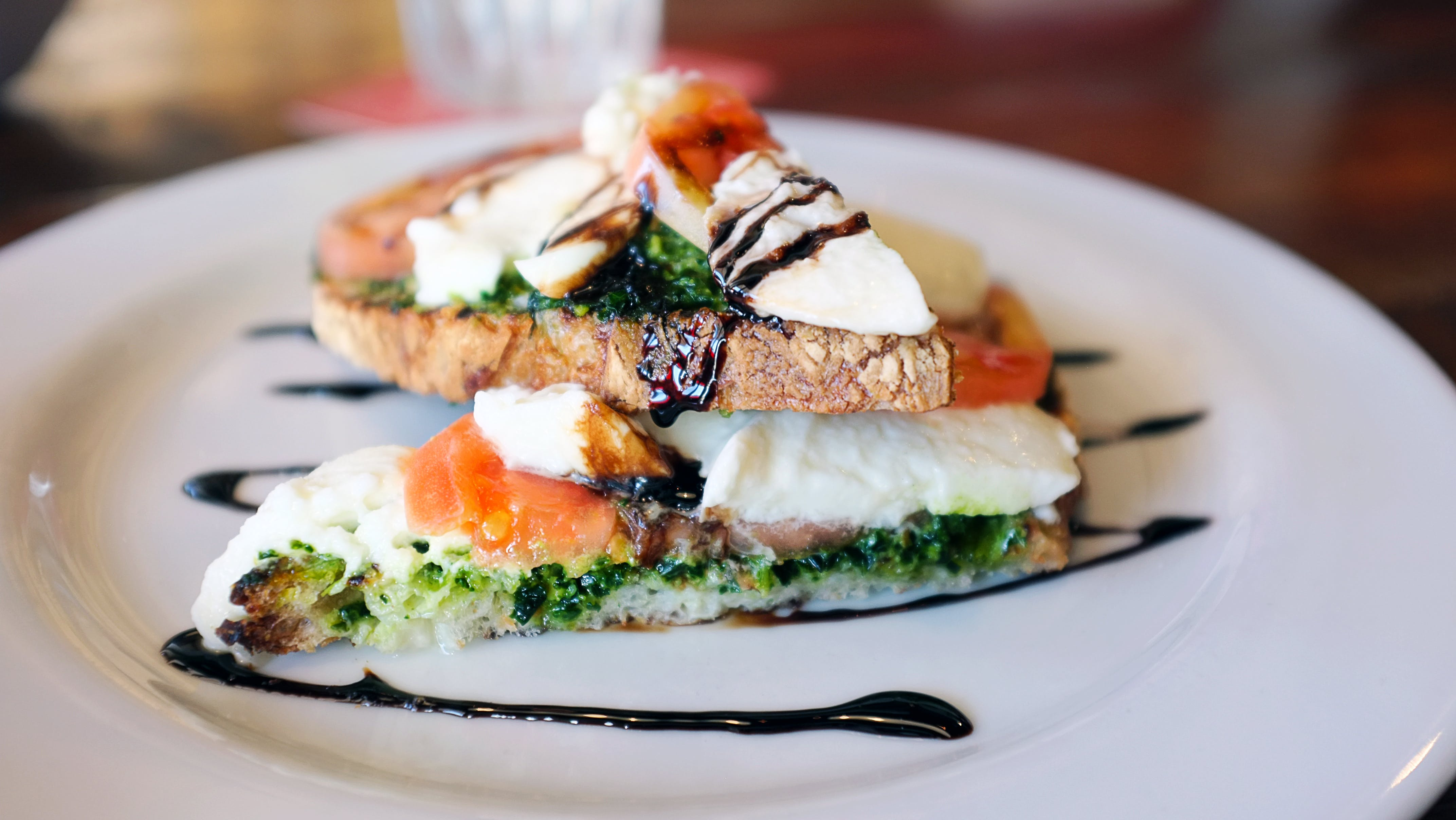 Sandwich With Toppings