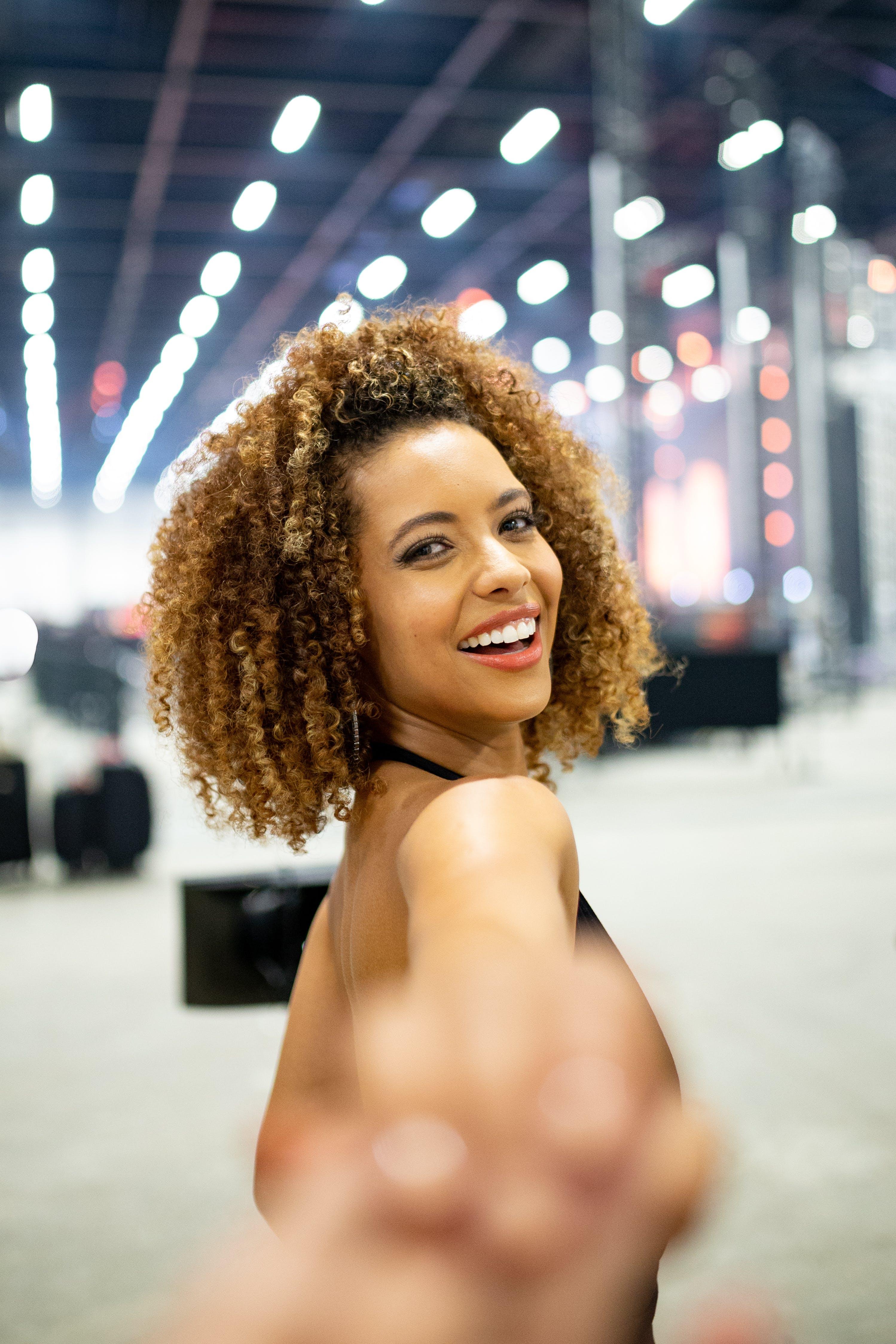 Gratis lagerfoto af afroamerikansk kvinde, kvinde, model, Pige