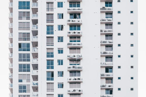 住宅, 公寓, 商業, 城市 的 免費圖庫相片