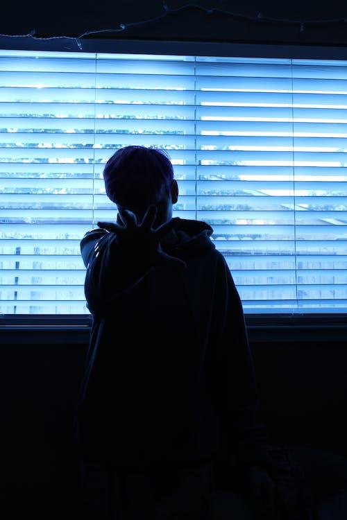 Fotos de stock gratuitas de azul, maqueta, sombra