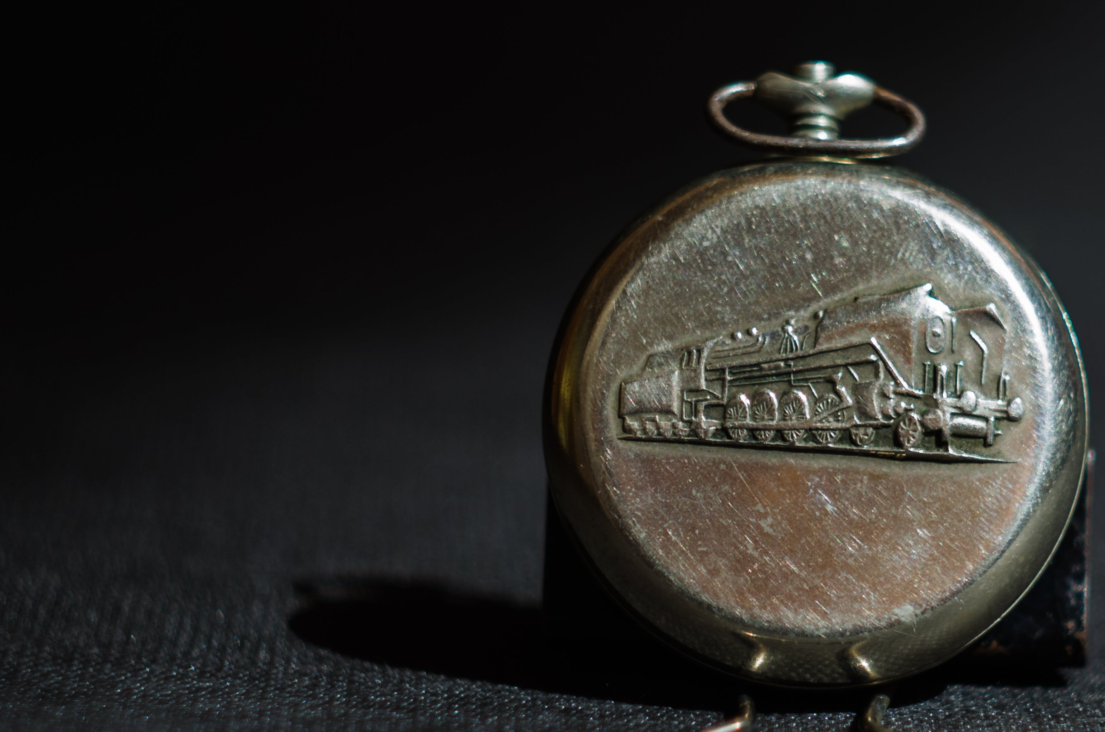 Silver-colored Stopwatch