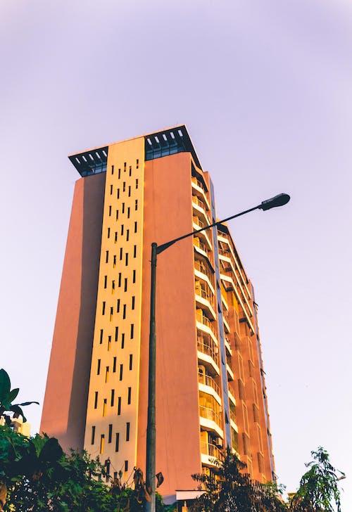 Fotobanka sbezplatnými fotkami na tému architekt, architektonický dizajn, ázijská architektúra, bytový dom