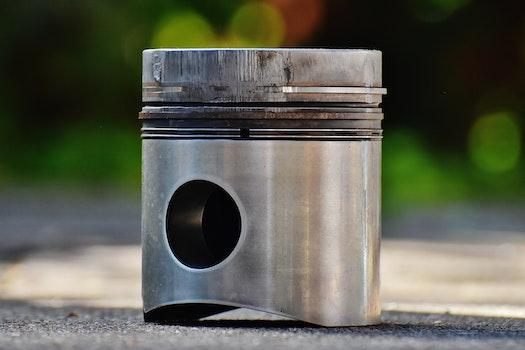 Stainless Steel Piston