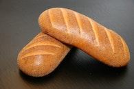 bread, food, breakfast