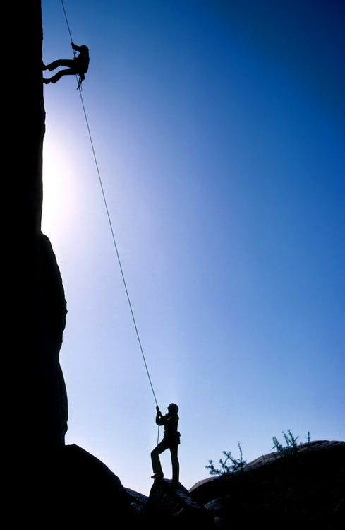 Climbing women Achievable Goals