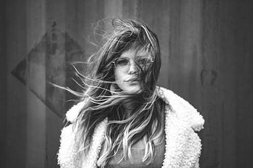 Fotos de stock gratuitas de abrigo de piel, actitud, adulto, belleza