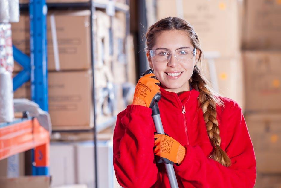 investir em seguranca do trabalho - colaboradora
