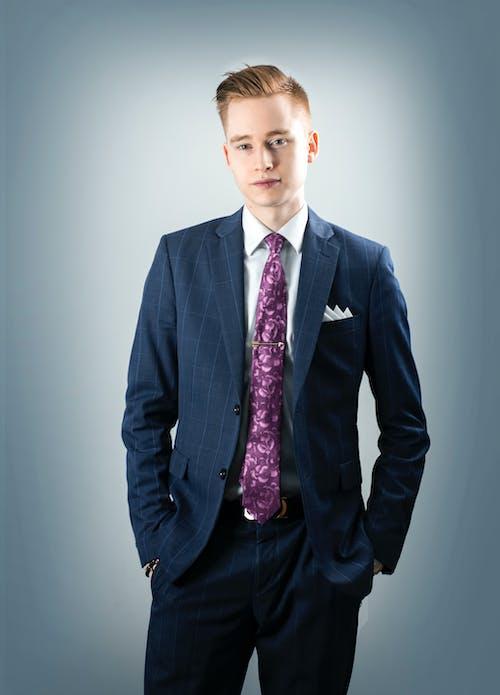 Foto profissional grátis de 20-25 anos de idade homem, caucasiano, empresa, gravata