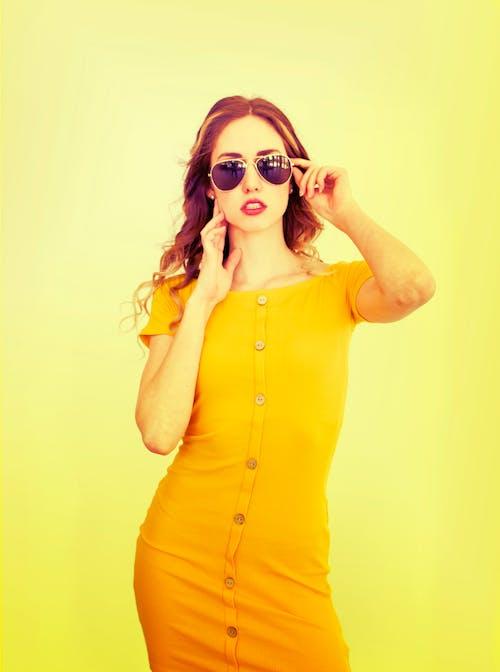 Ingyenes stockfotó divat, divatmodell, frizura, műalkotás témában