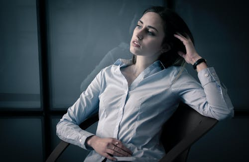 Ingyenes stockfotó álló kép, beltéri, divat, modell témában