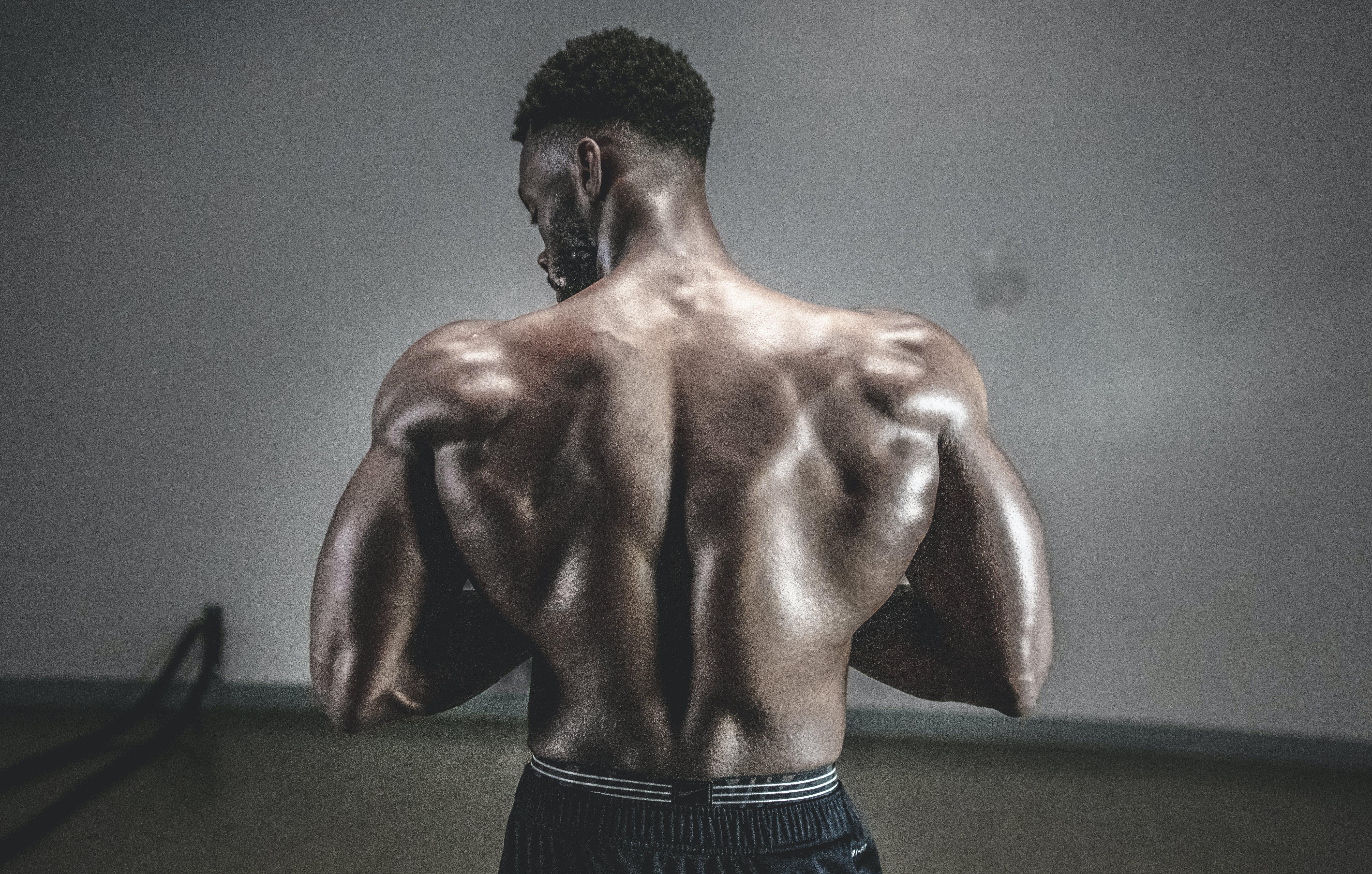 Kostnadsfri bild av bar överkropp, fitness, kille, kropp