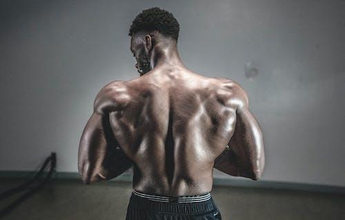Imagine de stoc gratuită din bărbat, corp, fără cămașă, fitness