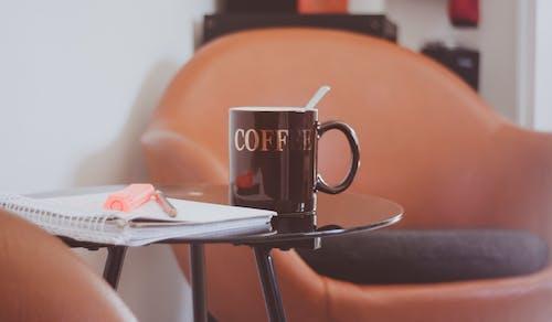Darmowe zdjęcie z galerii z drink, kawa, krzesło, kubek